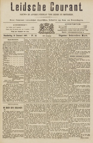 Leydse Courant 1887-01-13