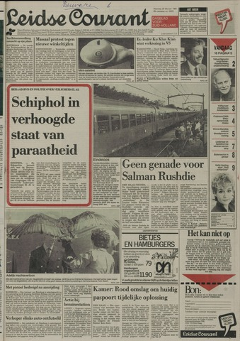 Leidse Courant 1989-02-20