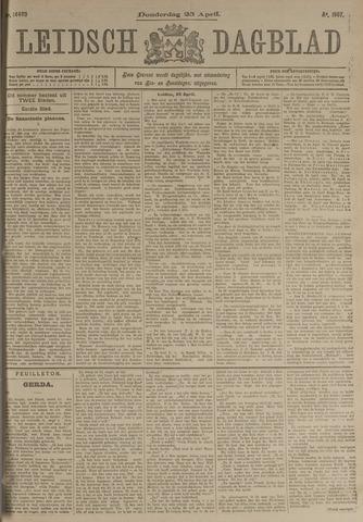 Leidsch Dagblad 1907-04-25
