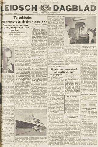 Leidsch Dagblad 1951-10-30