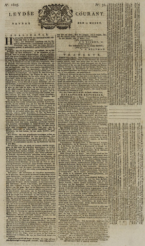 Leydse Courant 1805-03-15
