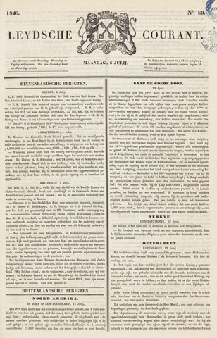 Leydse Courant 1846-07-06