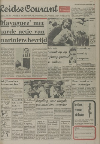Leidse Courant 1975-05-15