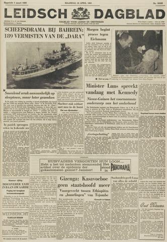 Leidsch Dagblad 1961-04-10
