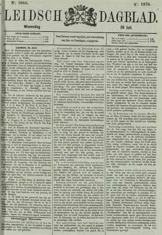 Leidsch Dagblad 1876-07-26