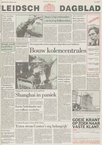Leidsch Dagblad 1988-01-26