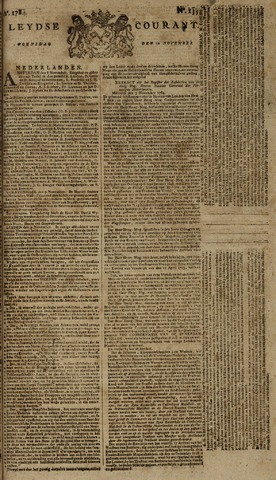 Leydse Courant 1784-11-10