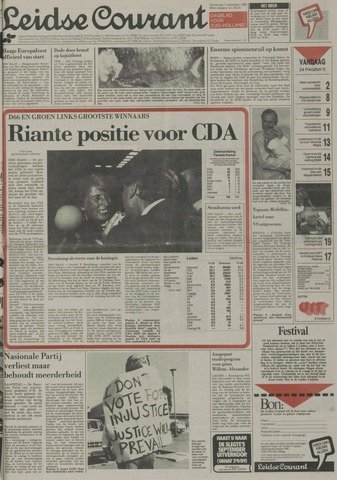 Leidse Courant 1989-09-07