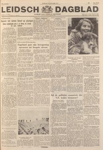 Leidsch Dagblad 1951-01-30