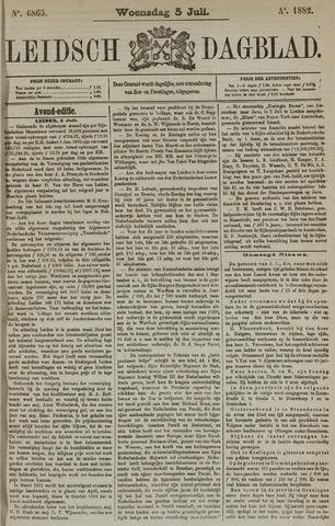 Leidsch Dagblad 1882-07-05