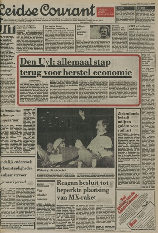 Leidse Courant 1981-09-30
