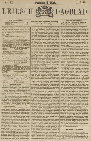 Leidsch Dagblad 1885-05-08