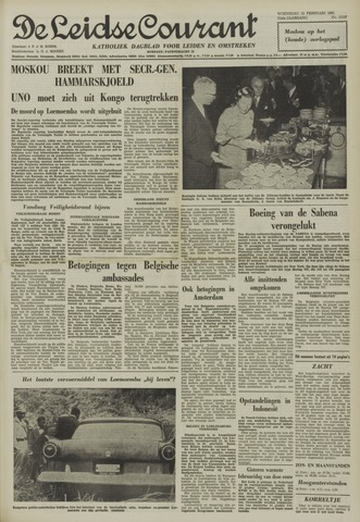 Leidse Courant 1961-02-15