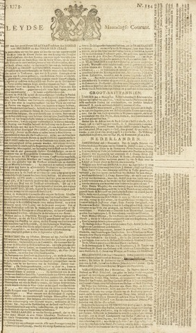 Leydse Courant 1773-11-08