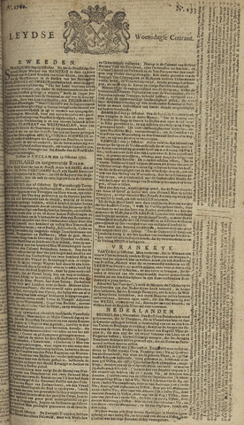 Leydse Courant 1760-11-05