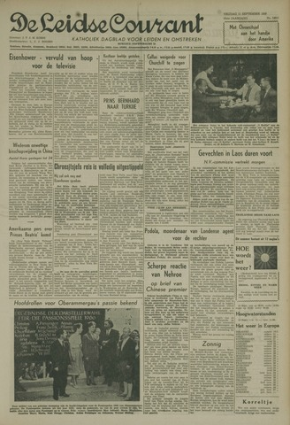 Leidse Courant 1959-09-11