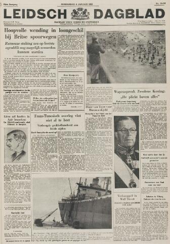 Leidsch Dagblad 1955-01-06