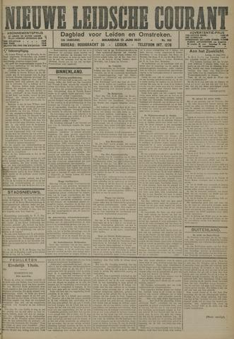 Nieuwe Leidsche Courant 1921-06-13