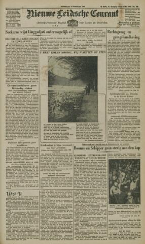 Nieuwe Leidsche Courant 1947-02-08
