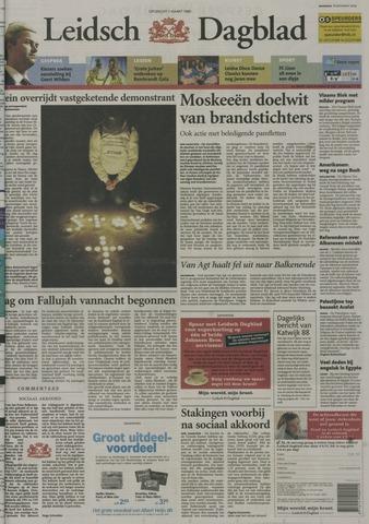 Leidsch Dagblad 2004-11-08
