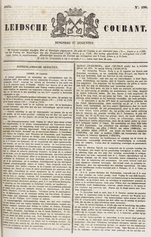 Leydse Courant 1875-08-17