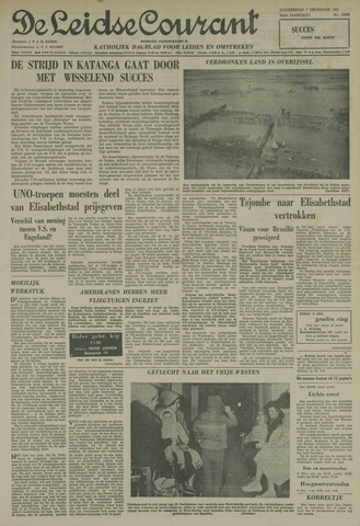 Leidse Courant 1961-12-07
