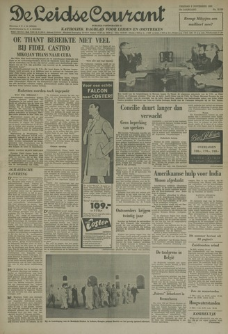 Leidse Courant 1962-11-02