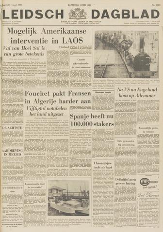 Leidsch Dagblad 1962-05-12