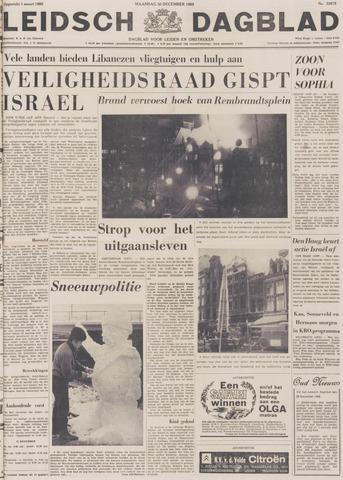Leidsch Dagblad 1968-12-30