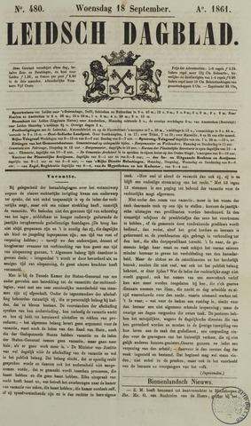 Leidsch Dagblad 1861-09-18