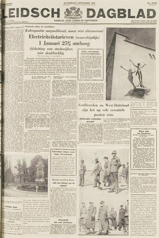 Leidsch Dagblad 1951-11-03