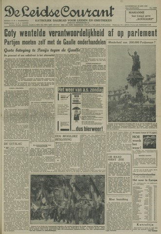 Leidse Courant 1958-05-29