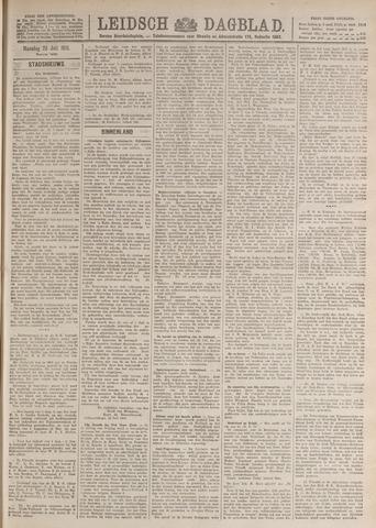 Leidsch Dagblad 1919-07-28