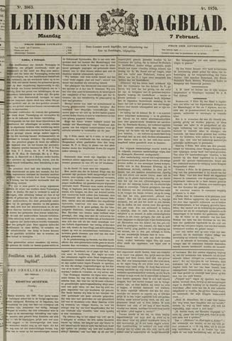 Leidsch Dagblad 1870-02-07
