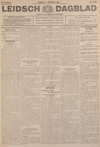 Leidsch Dagblad 1930-12-16