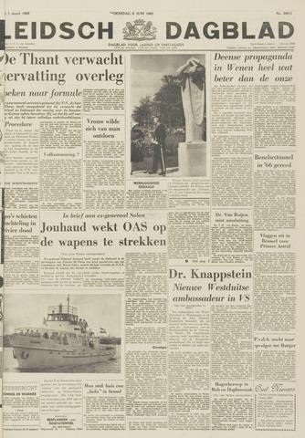 Leidsch Dagblad 1962-06-06