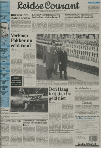Leidse Courant 1992-10-24