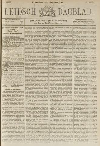 Leidsch Dagblad 1892-12-13