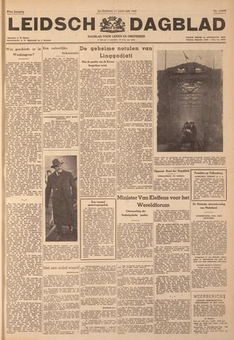 Leidsch Dagblad 1947-01-11