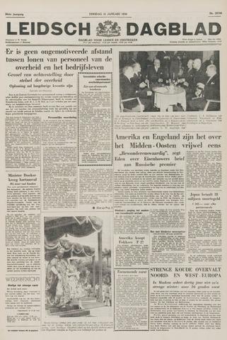 Leidsch Dagblad 1956-01-31