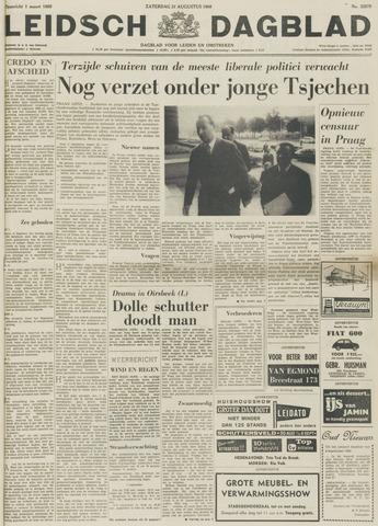 Leidsch Dagblad 1968-08-31