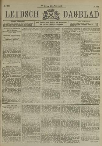 Leidsch Dagblad 1911-01-13