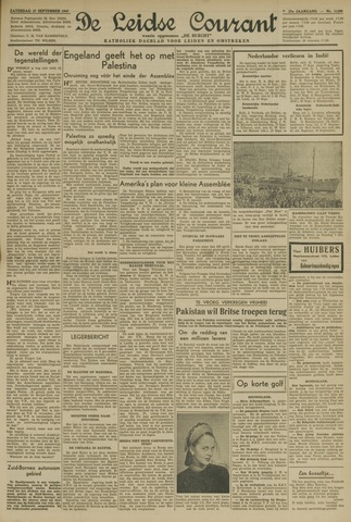 Leidse Courant 1947-09-27