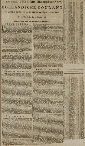 Leydse Courant 1795-11-02