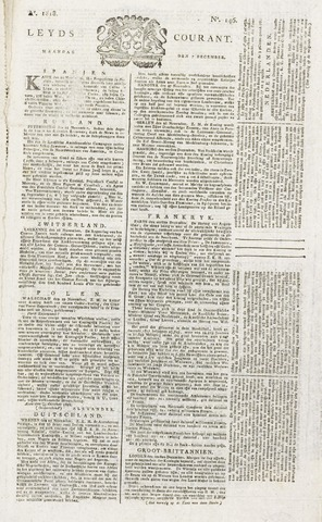 Leydse Courant 1818-12-07