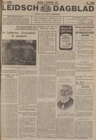 Leidsch Dagblad 1937-11-05