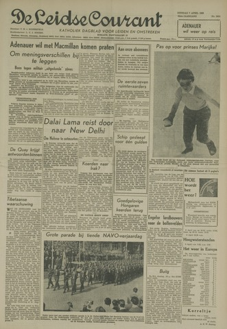 Leidse Courant 1959-04-07