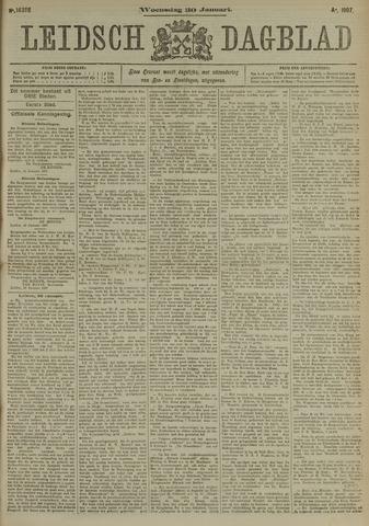 Leidsch Dagblad 1907-01-30