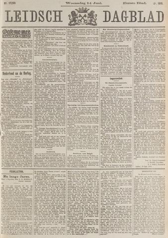 Leidsch Dagblad 1916-06-15