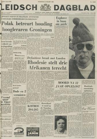 Leidsch Dagblad 1968-03-06